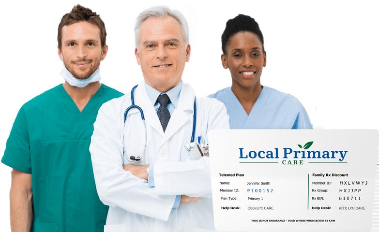 Local Primary Care